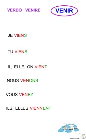 francese-verbi-2-verbo-venire